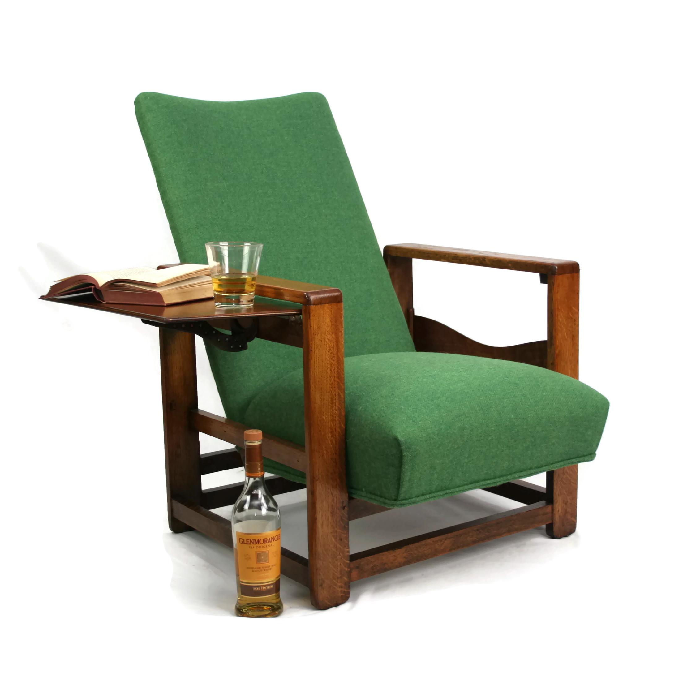 burt portfolio chair library edward barnsley workshop steps