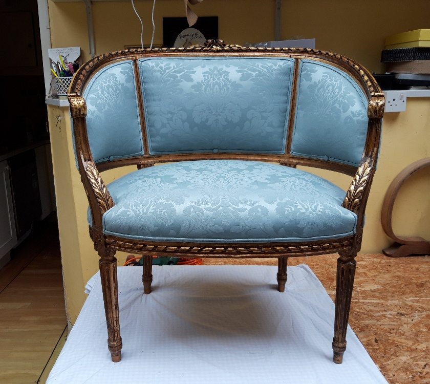 French 18 Century Armchair